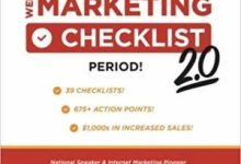 Photo of The Best Damn Web Marketing Checklist, Period! 2.0