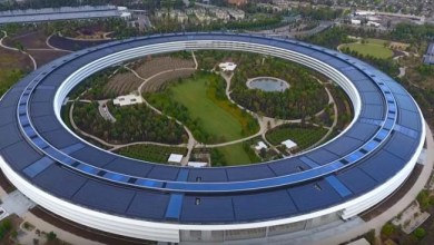 Photo of APPLE PARK – The Spaceship
