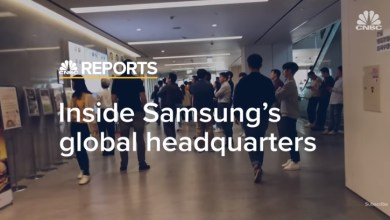 Photo of Inside Samsung's global headquarters in South Korea | CNBC Reports