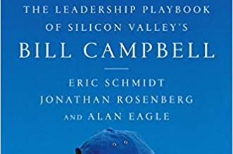 Photo of Trillion Dollar Coach: The Leadership Playbook of Silicon Valley's Bill Campbell