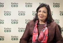 Photo of Voices Of Success: Billionaire Kiran Mazumdar-Shaw On Founding Biocon As An 'Accidental Entrepreneur'