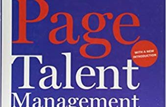 Photo of One Page Talent Management, with a New Introduction: Eliminating Complexity, Adding Value