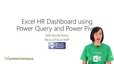Photo of HR Interactive Excel Dashboard