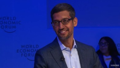 Photo of An Insight, An Idea with Sundar Pichai | DAVOS 2020