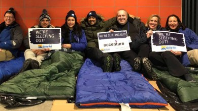 Photo of Why We SleepOut Together