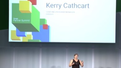 Photo of Data, Structure, and Science in Hiring at Google | Kerry Cathcart, Staffing Program Manager