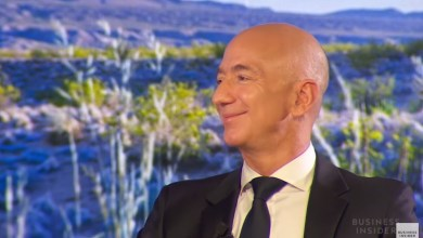 Photo of Jeff Bezos Talks Amazon, Blue Origin, Family, And Wealth