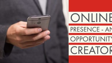 Photo of Online presence – an opportunity creator