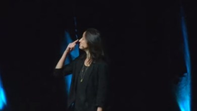 Photo of INSPIRATION IN THE ABSENCE OF BREATH | JULIE GAUTIER | TEDxLausanneWomen