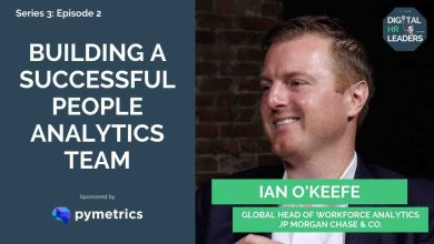 Photo of Building a Successful People Analytics Team (Interview with Ian O'Keefe, Global Head of Workforce Analytics at JPMorgan Chase & Co.)