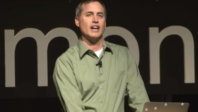 Photo of Forget big change, start with a tiny habit: BJ Fogg at TEDxFremont