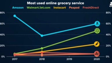 Photo of The Rise Of Instacart And Online Grocery Delivery