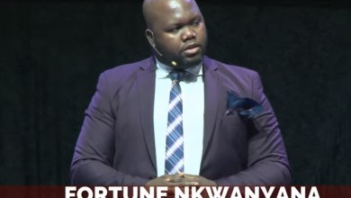 Photo of Think Excellence | Fortune Nkwanyana | TEDxGreshamPlace