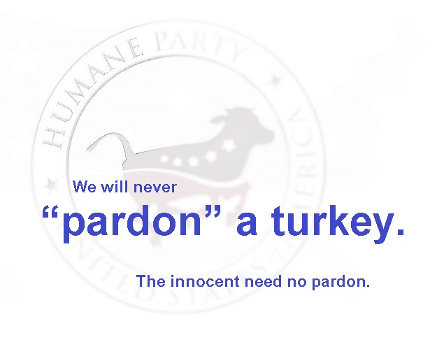 "Thanksgiving 2016 | ""Pardoning"" a Turkey"