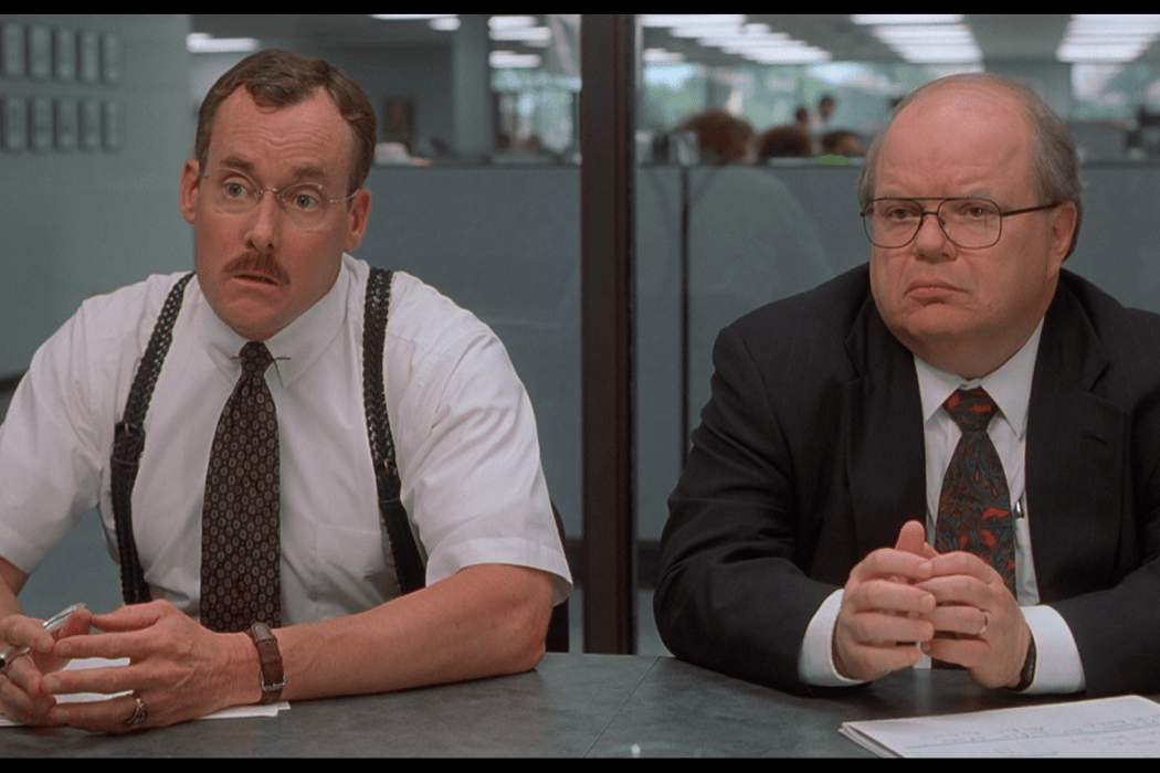 Office Space Was 20 Years Ago Tigerdroppings Com