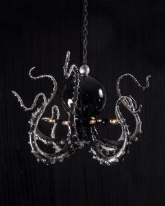 BLACK Pearl Chandelier