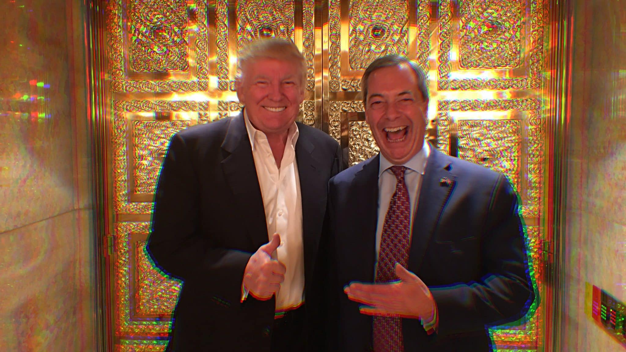 b4988d1aea861 Trump Should Know: Farage is His Only UK Ally. | Human Events