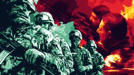 Mexican Marines and the Narcos