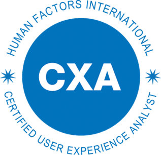 Hfi Offers The Cxa Certification For Advanced Ux Practitioners