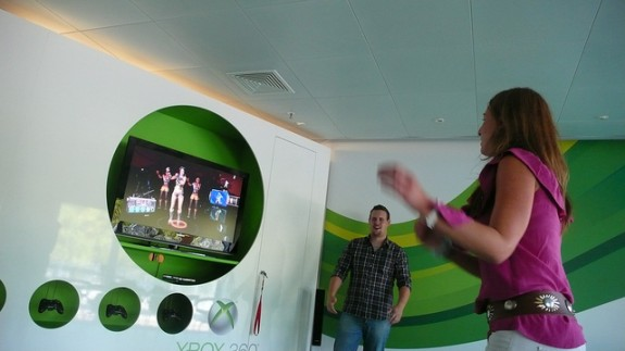 Microsoft's Kinect Game Controller