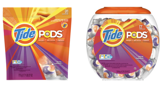 Product Confusability: Tide Pods