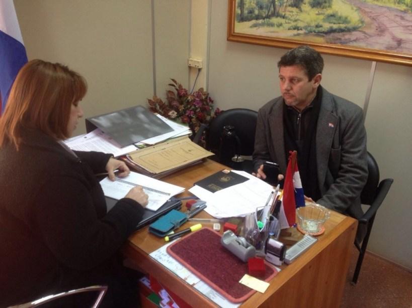 Facultad de Humanidades y la Gobernación de Itapúa coordinan semana de la Lengua Guaraní y del Folklore para el mes de agosto