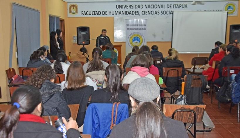 """Inició una nueva edición de """"Rohayhu che ñe'ê – Semana de la Cultura"""" en Humanidades"""
