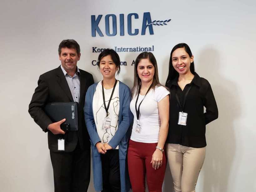 Participación del Workshop de la Koica