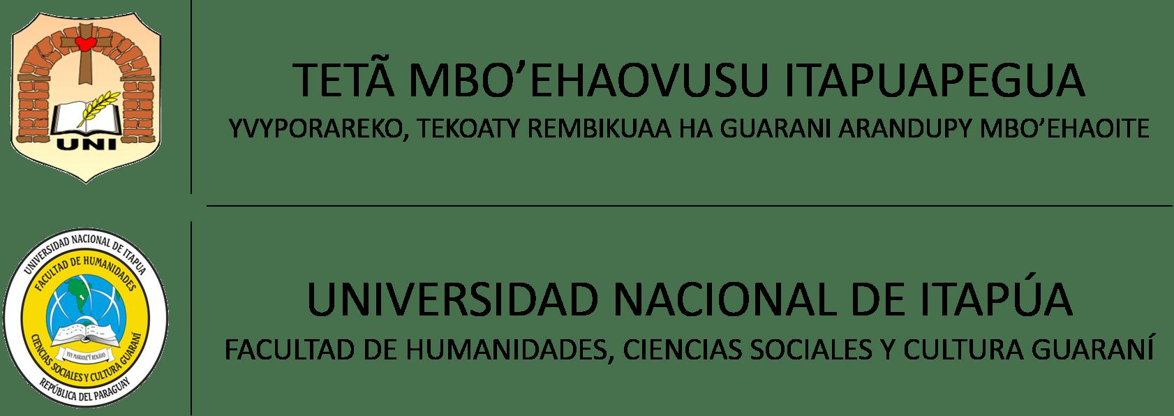 Facultad de Humanidades, Ciencias Sociales y Cultura Guarani