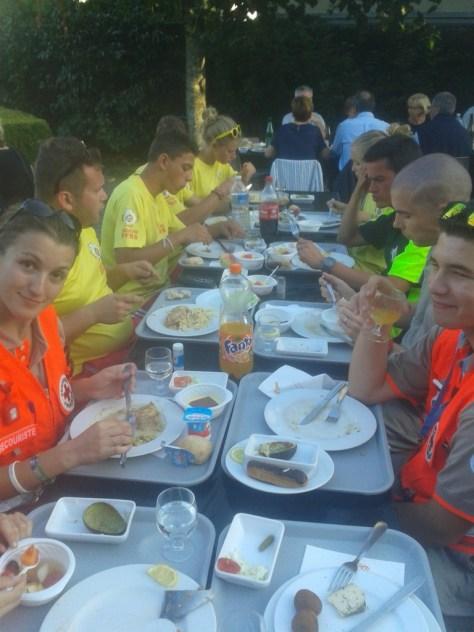 Déjeuner Inter-associatif !