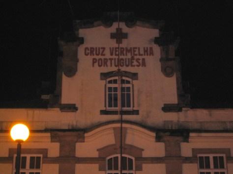 image façade Croix Rouge portugaise