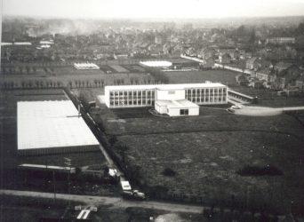 1958: de officiële start van het Sint-Andreaslyceum