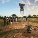 Château d'eau Burkina-Faso