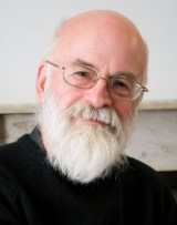 Terry Pratchett at a recording for Humanism for Schools in 2011