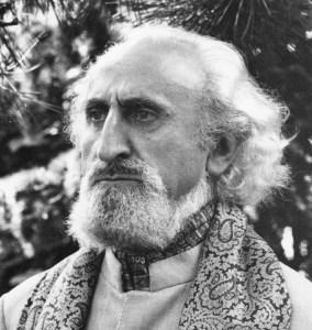 Frithjof Schuon, stifter av Maryamiyya-ordenen.