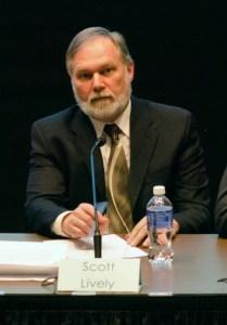 Scott Lively har stått sentralt i spredningen av homofobi blant afrikanske pinsevenner. Foto: Tim Pierce/Wikimedia Commons.