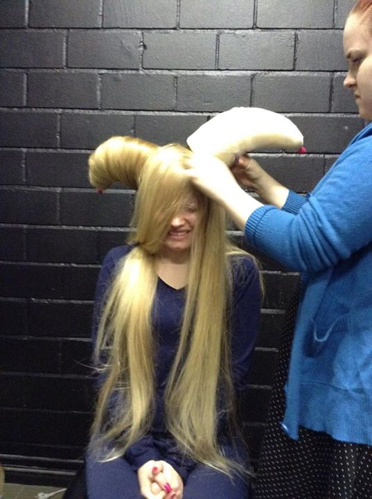Narrin hiukset