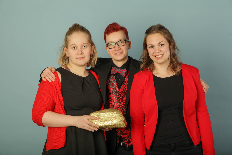 Tuottajat: Oili Paaskoski, Santeri Suvanto ja Taru Jäntti