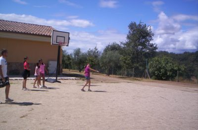 Basketball baloncesto