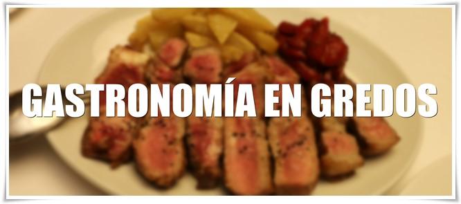 Gastronomía excelente en sierra de gredos para familias en inglés