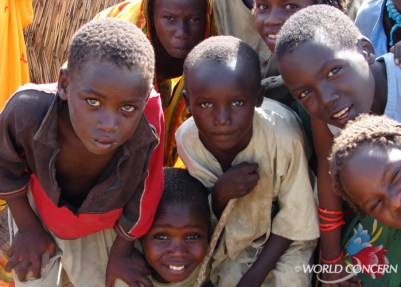 Children in refugee camps in Chad need school supplies.
