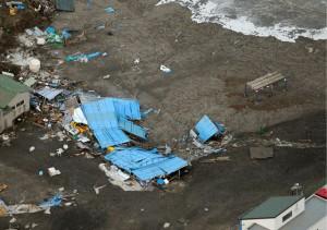earthquake damage in Japan 2011