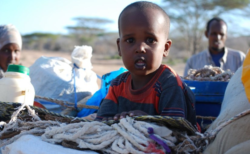 On the road to Somalia