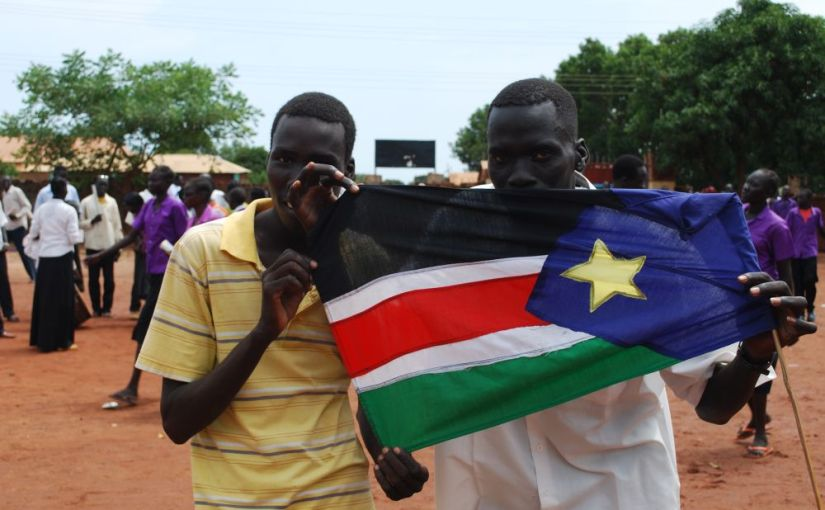 Winds of change blow through South Sudan