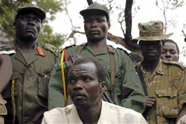 Joseph Kony and the LRA.