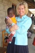 Jacinta in Kenya
