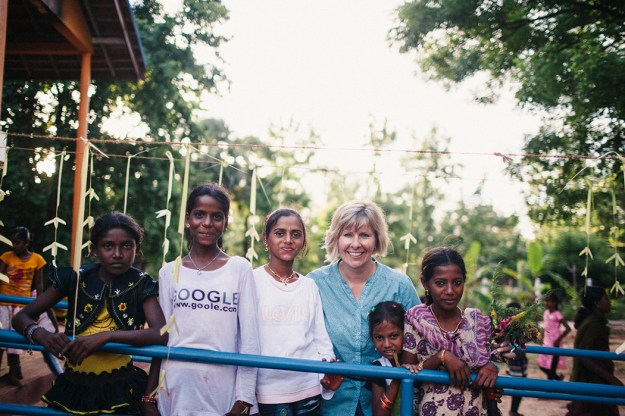 Some of the precious children I met in Sri Lanka.