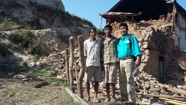 Aid Reaches Nepal Earthquake Victims