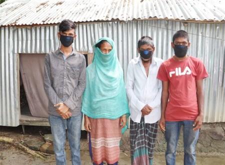 Shajahan's family