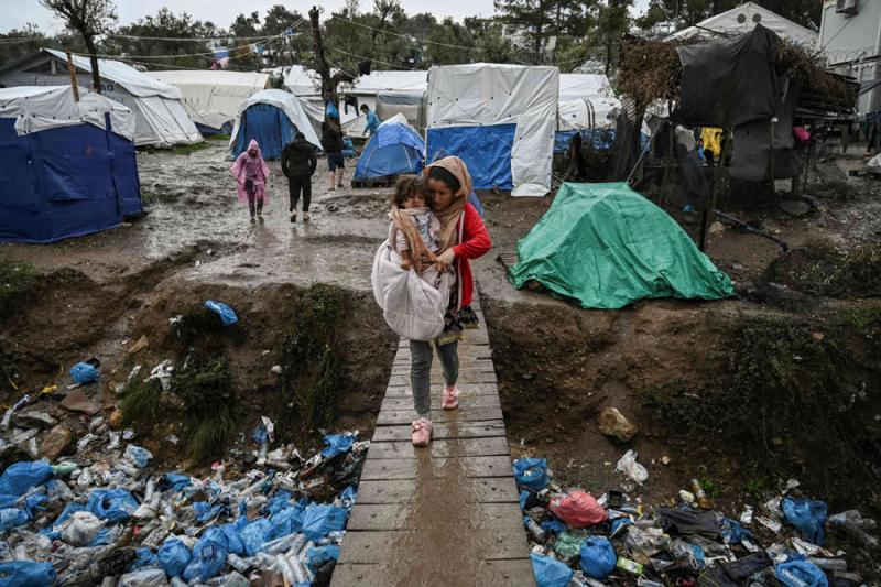 "COVID-19 and refugee camps: the ""perfect"" storm"